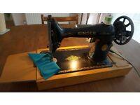 Singer Sewing Machine 1923