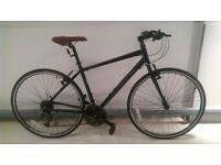 RIDGEBACK VELOCITY METRO 24-SPEED HYBRID BIKE BICYCLE - EXCELLENT CONDITION