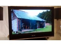 """Sony Bravia 26""""LCD Television. With remote and manual. £40."""