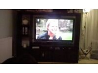 LG 50 TV with freeview box in very good condition see notes £150