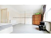 Cheap Flat !! Large one bedroom flat (could be used as two bed) - Available Now