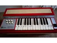 retro electrical reed organ