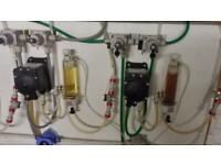 Beer line cleaning service from qualified dispense technician