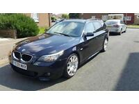 Bmw520d packet m sport automatic