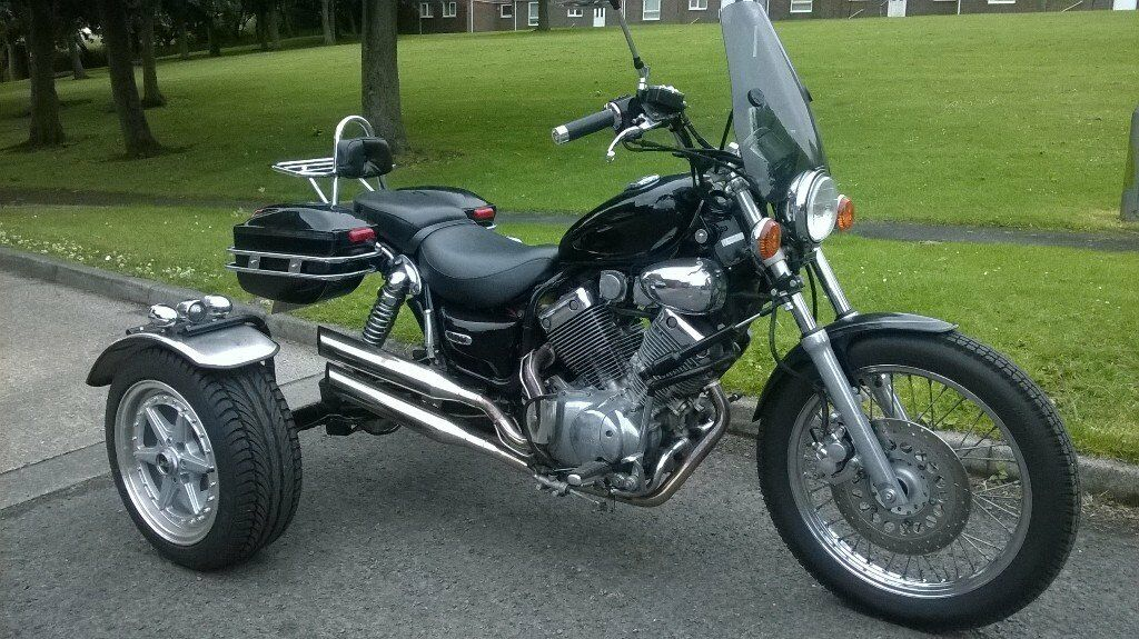 for sale yamaha virago 535 trike in birtley county durham gumtree. Black Bedroom Furniture Sets. Home Design Ideas