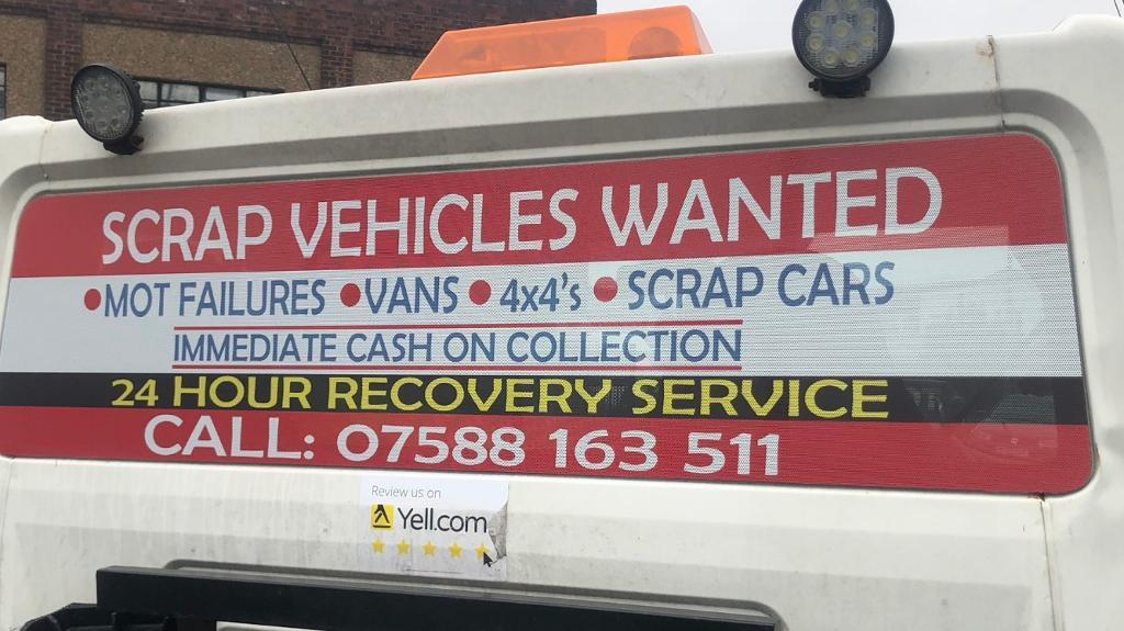 We want ur scrap cars cash for ur car sell my car today collection ...