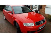 Audi a4 avant 2004