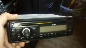 Alba car CD player