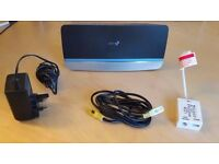 BT Home Hub 5 - All accessories Included - 5 Months Old - Excellent Condition!! Ready to collect Now