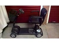 Zeolite Elite Mobility Scooter. Brand New Condition. Used Twice.