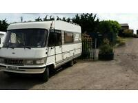 Hymer moter home 544td for sale good condition drives per