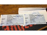 Tickets for darts TONIGHT