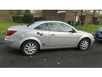 2006 Renault megane 1.9 turbo diesel hard top convertible