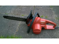 Electric PowerSaw: Flymo WoodShark £10 Collection only Anlaby/Hull/Humberside