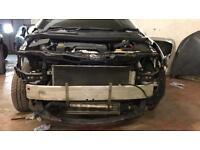 Vauxhall Corsa 1.3 cdti complete radiator pack 2013