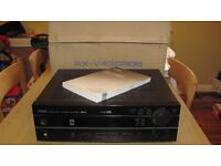 Yamaha RXV430 Hifi amp av receiver 5.1 good condition 65w x5 and subwoofer out