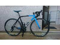 B'Twin 720AF Racing bike - full ULTEGRA 22 speed, RRP £1100!