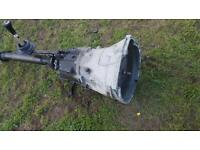 Bmw e46 325 5 speed manual gearbox