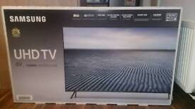 SAMSUNG UE 49 MU7070 T.4K HDR LED TV.