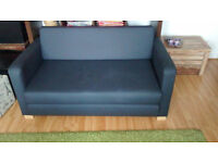 Two-seat sofa-bed Ikea ULLVI