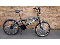 RALEIGH BLAZE FREESTYLE BMX BIKE