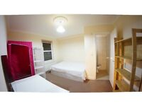 Double, Single room for 1 FemaIe, in a House Flat Share