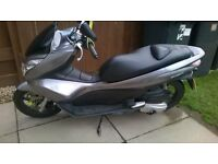 Honda 125 cc scooter