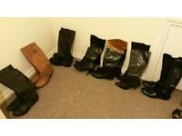Womens shoes and boots size 7