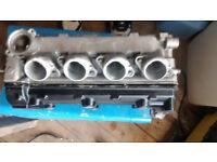 SUZUKI GSXR 750 srad new engine casings, also have many parts inc cranks heads.
