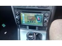 DVD car stereo