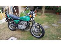Kawasaki z650 classic sports bike new mot ready to go