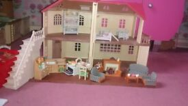 Salvanian families sets