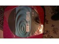 """Adam F - Circles. 12"""" Picture LP..."""