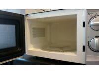 800 watt Morphy Richards microwave oven