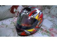 HJC 48 Scramble Full Face Motorcycle Helmet
