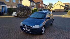 Vauxhall cords 1.4