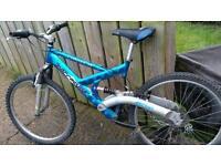 BARRACUDA COLOSSAL mountain bike for sale