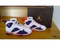Jordan 7 Retro BP Boys Trainers Size 1