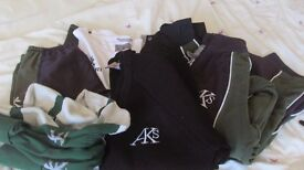 AKS Girls Sports kit and Uniform Bundle Age 11+