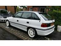 Vauxhall astra 1.6 mk3 clean example