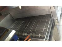 "32"" conveyor pizza belt machine for sale"