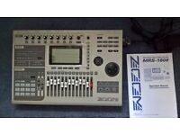 ZOOM MRS-1608 sixteen track recording studio