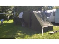 Caranex H4 Awning to fit Land Rover Defender/Other 4x4s