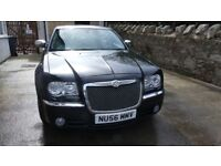 Chrysler 300c Diesel Estate, leather interior, Bently grill