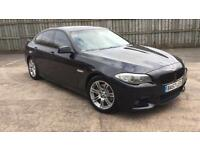 bmw 520d m sport auto 2013 62 plate twin power turbo business edition sat nav heated leather seats