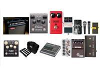 Guitar equipment stolen from Maidenhead