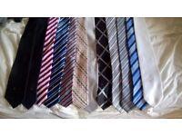 Mens Ties each or job lot