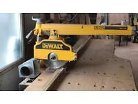 Dewalt DW728 Radial Arm Saw (350mm)