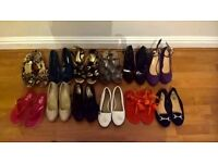 ladies shoes size 3 and 4