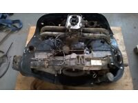 vw air cooled type 4 engine AW code - bay window camper T2 beetle NO END FLOAT